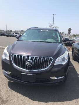 2015 Buick Enclave for sale at Gold Coast Motors in Lemon Grove CA