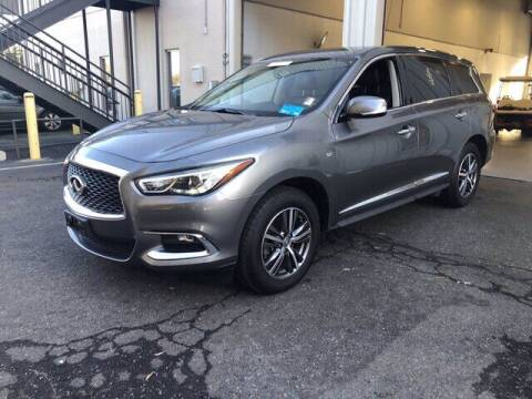 2018 Infiniti QX60 for sale at Credit Union Auto Buying Service in Winston Salem NC