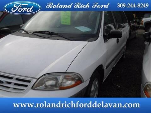 2000 Ford Windstar Cargo