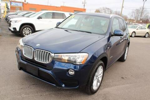 2017 BMW X3 for sale at Road Runner Auto Sales WAYNE in Wayne MI