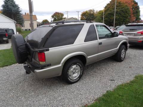 2004 Chevrolet Blazer for sale at English Autos in Grove City PA