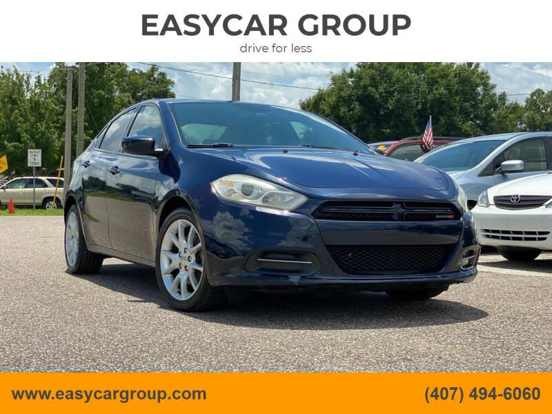 2013 Dodge Dart for sale at EASYCAR GROUP in Orlando FL