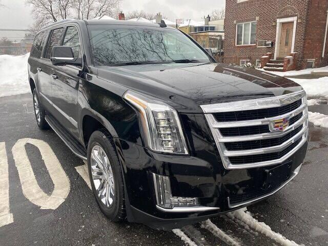 2018 Cadillac Escalade ESV for sale at CarNYC.com in Staten Island NY