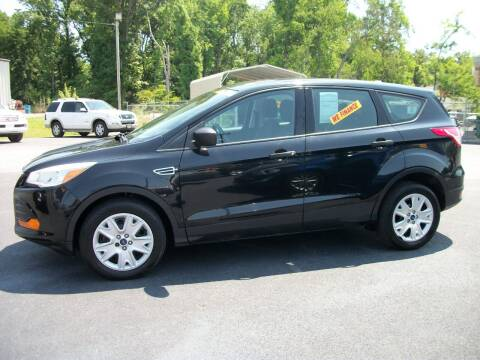 2014 Ford Escape for sale at Lentz's Auto Sales in Albemarle NC
