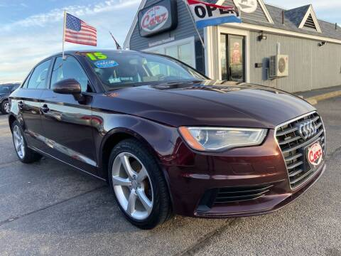 2015 Audi A3 for sale at Cape Cod Carz in Hyannis MA