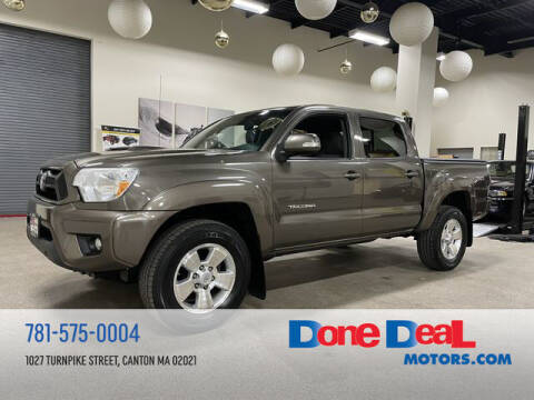 2012 Toyota Tacoma for sale at DONE DEAL MOTORS in Canton MA