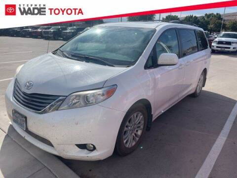 2012 Toyota Sienna for sale at Stephen Wade Pre-Owned Supercenter in Saint George UT