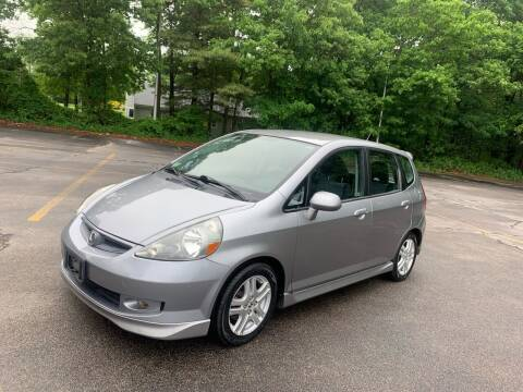 2008 Honda Fit for sale at Pristine Auto in Whitman MA