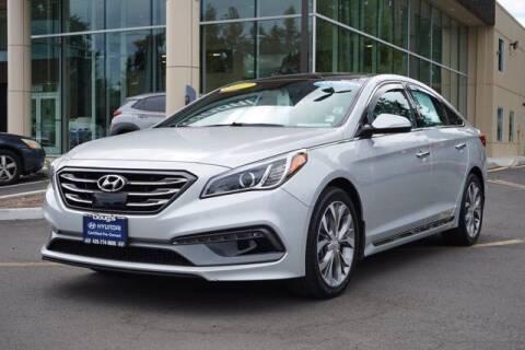 2017 Hyundai Sonata for sale at Jeremy Sells Hyundai in Edmonds WA