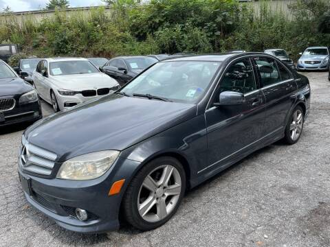 2010 Mercedes-Benz C-Class for sale at Car Online in Roswell GA