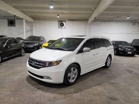 2012 Honda Odyssey for sale at A & J Enterprises in Dallas TX