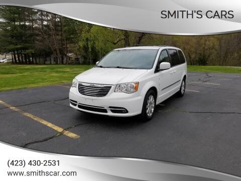 2014 Chrysler Town and Country for sale at Smith's Cars in Elizabethton TN