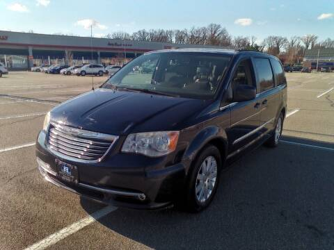 2013 Chrysler Town and Country for sale at B&B Auto LLC in Union NJ