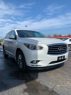 2014 Infiniti QX60 for sale at City to City Auto Sales in Richmond VA