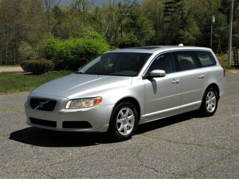 2008 Volvo V70 for sale at The Car Vault in Holliston MA