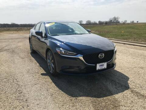 2018 Mazda MAZDA6 for sale at Alan Browne Chevy in Genoa IL