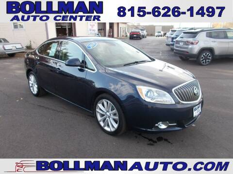 2016 Buick Verano for sale at Bollman Auto Center in Rock Falls IL