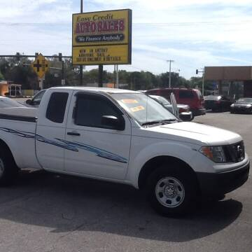 2006 Nissan Frontier for sale at Easy Credit Auto Sales in Cocoa FL