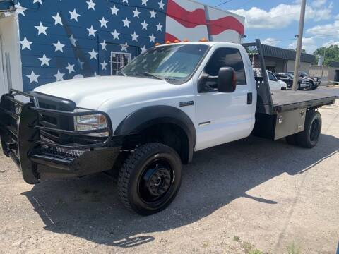 2006 Ford F-550 Super Duty for sale at The Truck Lot LLC in Lakeland FL