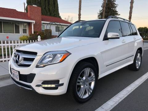 2014 Mercedes-Benz GLK for sale at OPTED MOTORS in Santa Clara CA