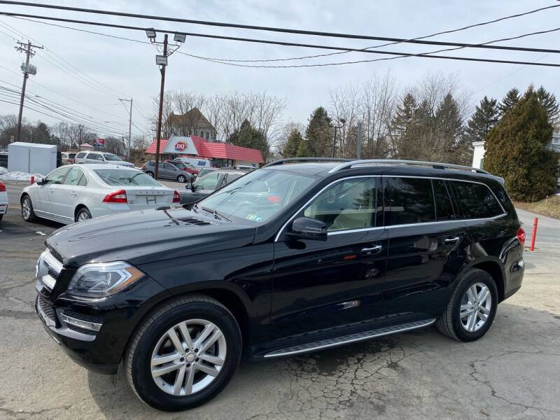 2014 Mercedes-Benz GL-Class for sale at Masic Motors, Inc. in Harrisburg PA