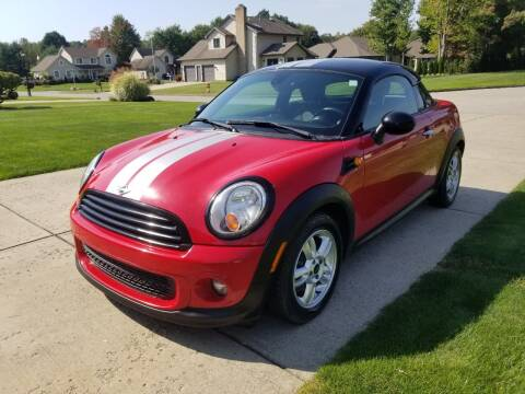 2012 MINI Cooper Coupe for sale at Country Auto Sales in Boardman OH
