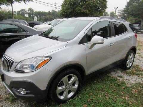 2015 Buick Encore for sale at Dallas Auto Mart in Dallas GA