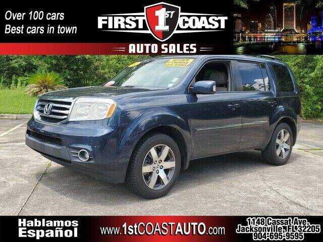 2012 Honda Pilot for sale at 1st Coast Auto -Cassat Avenue in Jacksonville FL