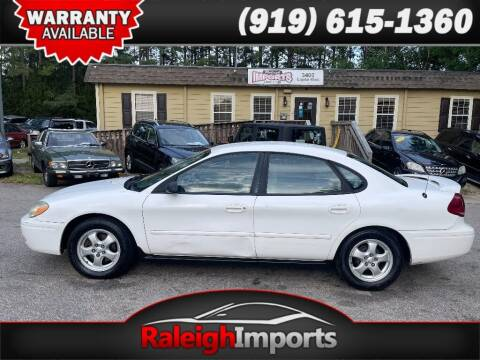 2006 Ford Taurus for sale at Raleigh Imports in Raleigh NC