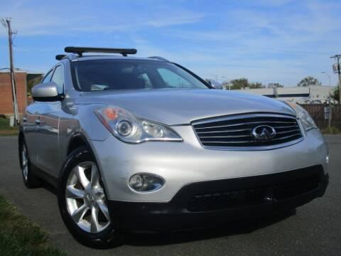 2010 Infiniti EX35 for sale at A+ Motors LLC in Leesburg VA