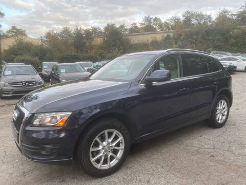 2010 Audi Q5 for sale at Car Online in Roswell GA