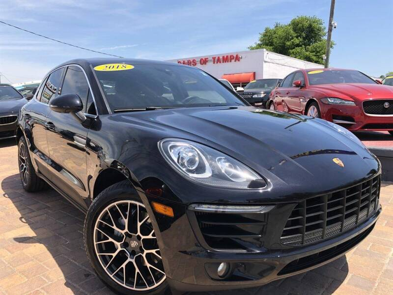 2018 Porsche Macan for sale at Cars of Tampa in Tampa FL