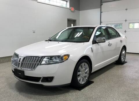 2010 Lincoln MKZ for sale at B Town Motors in Belchertown MA
