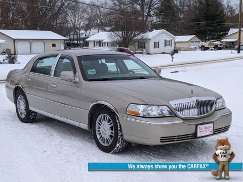 2008 Lincoln Town Car for sale at Bob Walters Linton Motors in Linton IN
