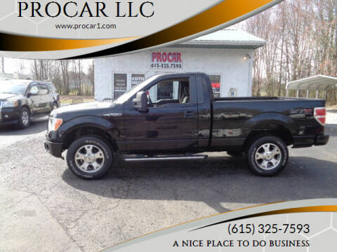 2009 Ford F-150 for sale at PROCAR LLC in Portland TN