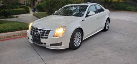 2013 Cadillac CTS for sale at Motorcars Group Management - Bud Johnson Motor Co in San Antonio TX