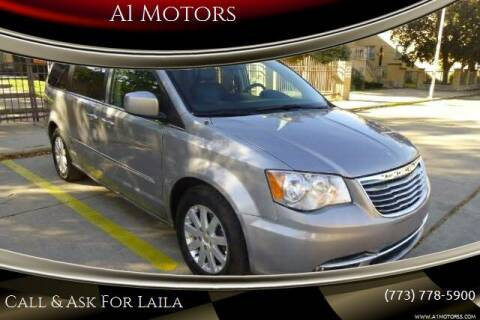 2014 Chrysler Town and Country for sale at A1 Motors Inc in Chicago IL