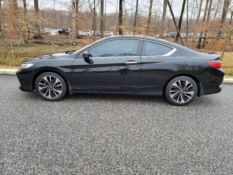 2016 Honda Accord for sale at Car One in Essex MD