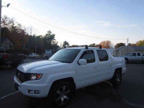2014 Honda Ridgeline for sale at Auto Choice of Middleton in Middleton MA