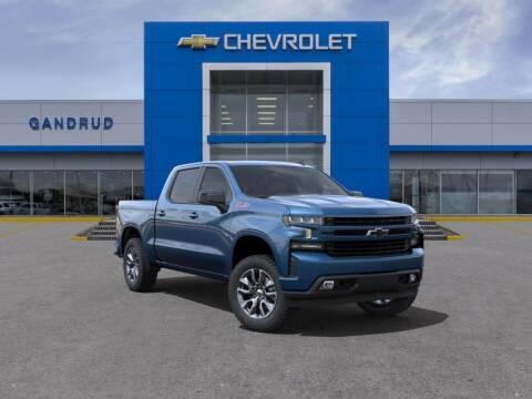 2021 Chevrolet Silverado 1500 for sale at Gandrud Dodge in Green Bay WI