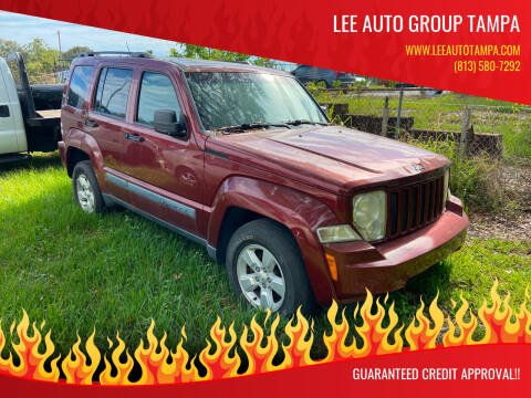 2009 Jeep Liberty for sale at Lee Auto Group Tampa in Tampa FL