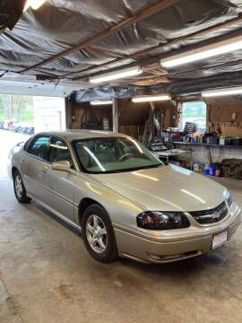 2005 Chevrolet Impala for sale at Lavictoire Auto Sales in West Rutland VT