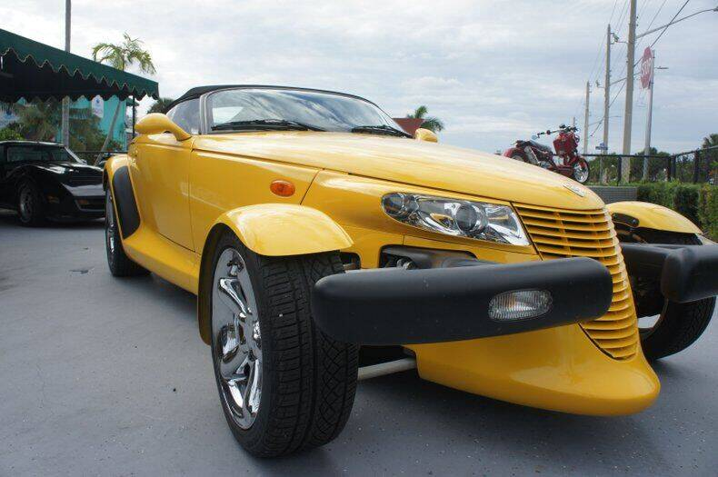 2000 Plymouth Prowler for sale at Dream Machines USA in Lantana FL