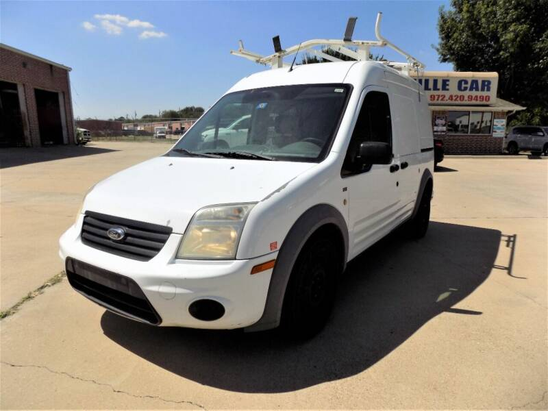 2013 Ford Transit Connect for sale at Lewisville Car in Lewisville TX