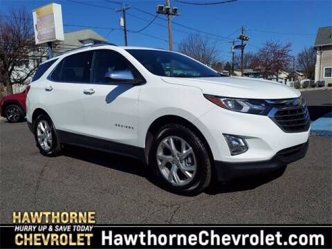 2021 Chevrolet Equinox for sale at Hawthorne Chevrolet in Hawthorne NJ