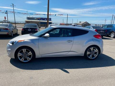 2016 Hyundai Veloster for sale at First Choice Auto Sales in Bakersfield CA