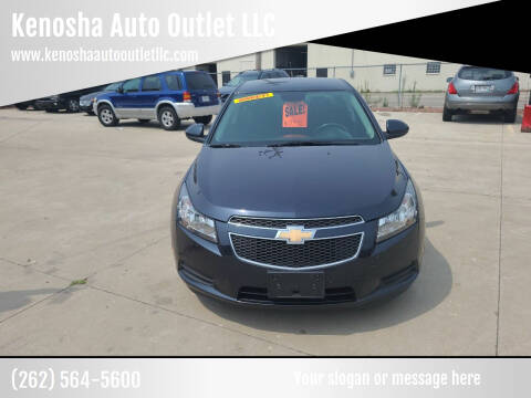 2014 Chevrolet Cruze for sale at Kenosha Auto Outlet LLC in Kenosha WI