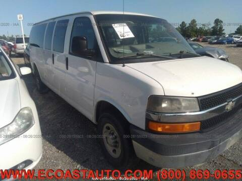 2009 Chevrolet Express Passenger for sale at East Coast Auto Source Inc. in Bedford VA