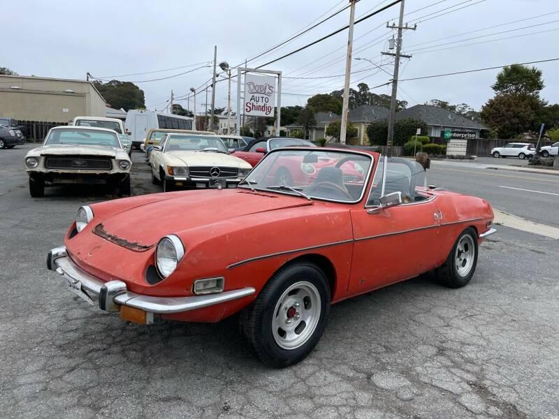1971 FIAT 850 Sport for sale at Dodi Auto Sales in Monterey CA