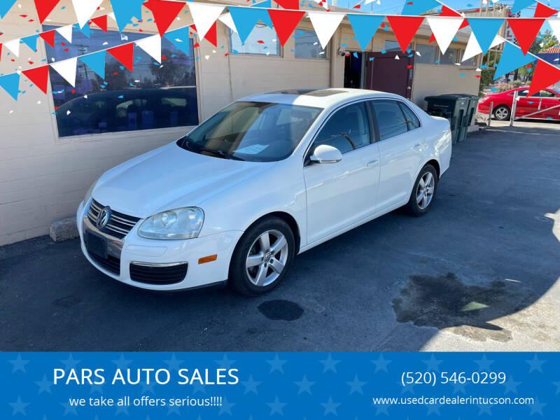 2008 Volkswagen Jetta for sale at PARS AUTO SALES in Tucson AZ
